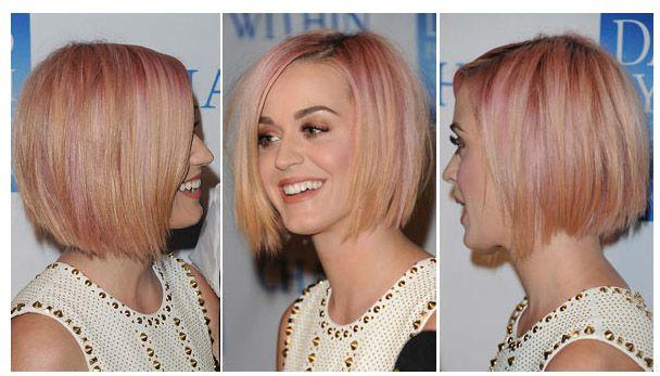 Katy S Cute Bob Haircut Hair Pinterest Haircuts