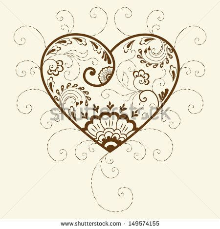 Lace heart Stock Photos, Images, & Pictures | Shutterstock | Alice ... : quilt heart tattoo - Adamdwight.com