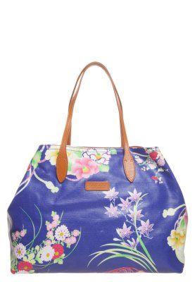 Polo Ralph Lauren Golf KIMONO - Shopping bag - coated floral kimono - Zalando.fi