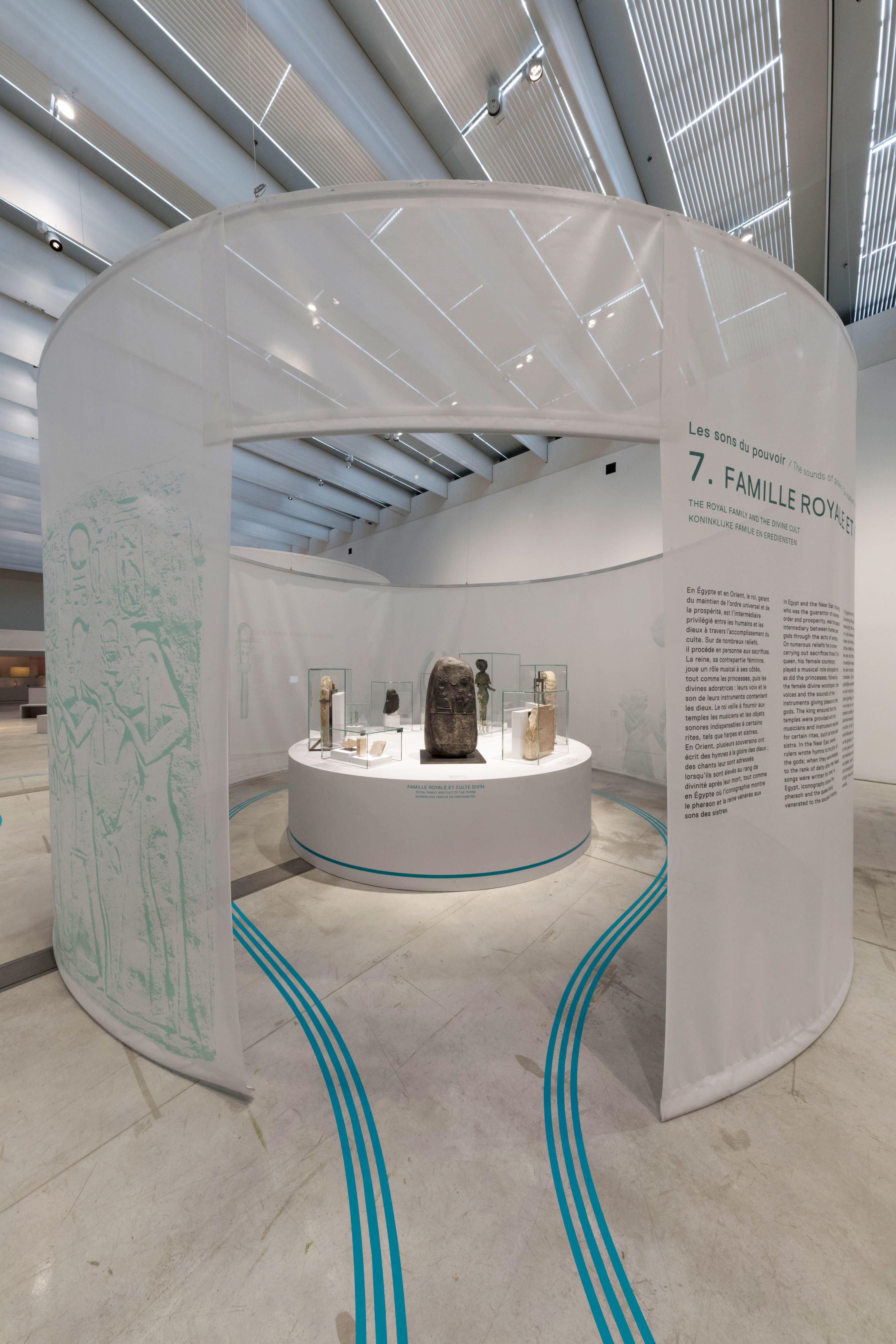 Procedes Chenel Museum Design House Corner