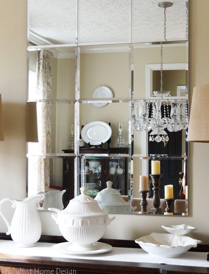 Diy Pottery Barn Brinkley Mirror Knockoff Home Decor Mirrors