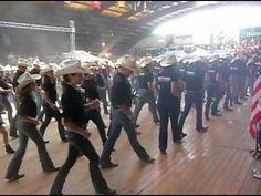 Line Dance Holy Moly Choreo David Villellas Musik Footloose