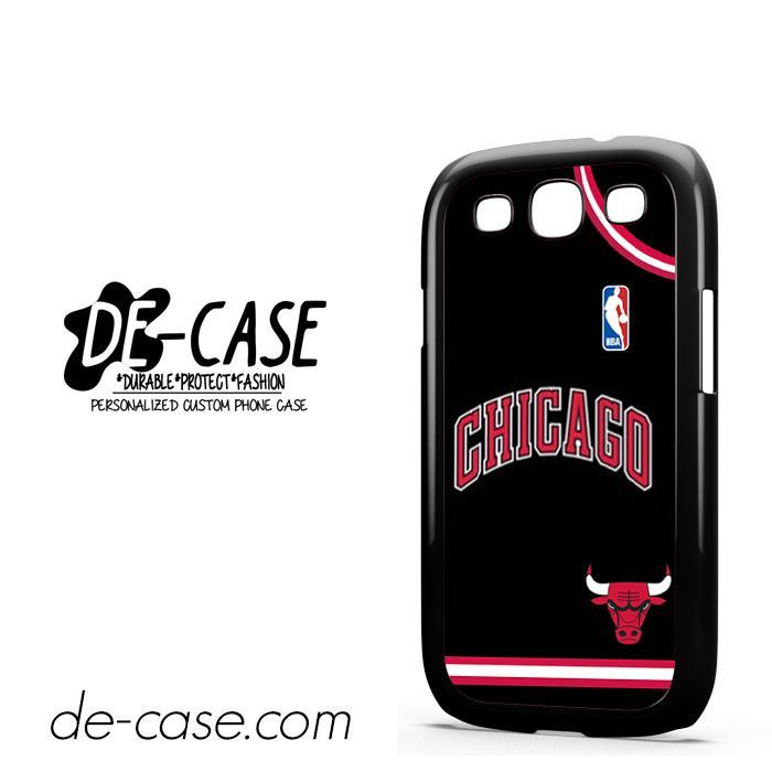 Bulls Black Suit DEAL-2188 Samsung Phonecase Cover For Samsung Galaxy S3 / S3 Mini