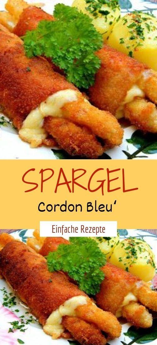 Photo of Asparagus 'Cordon Bleu'
