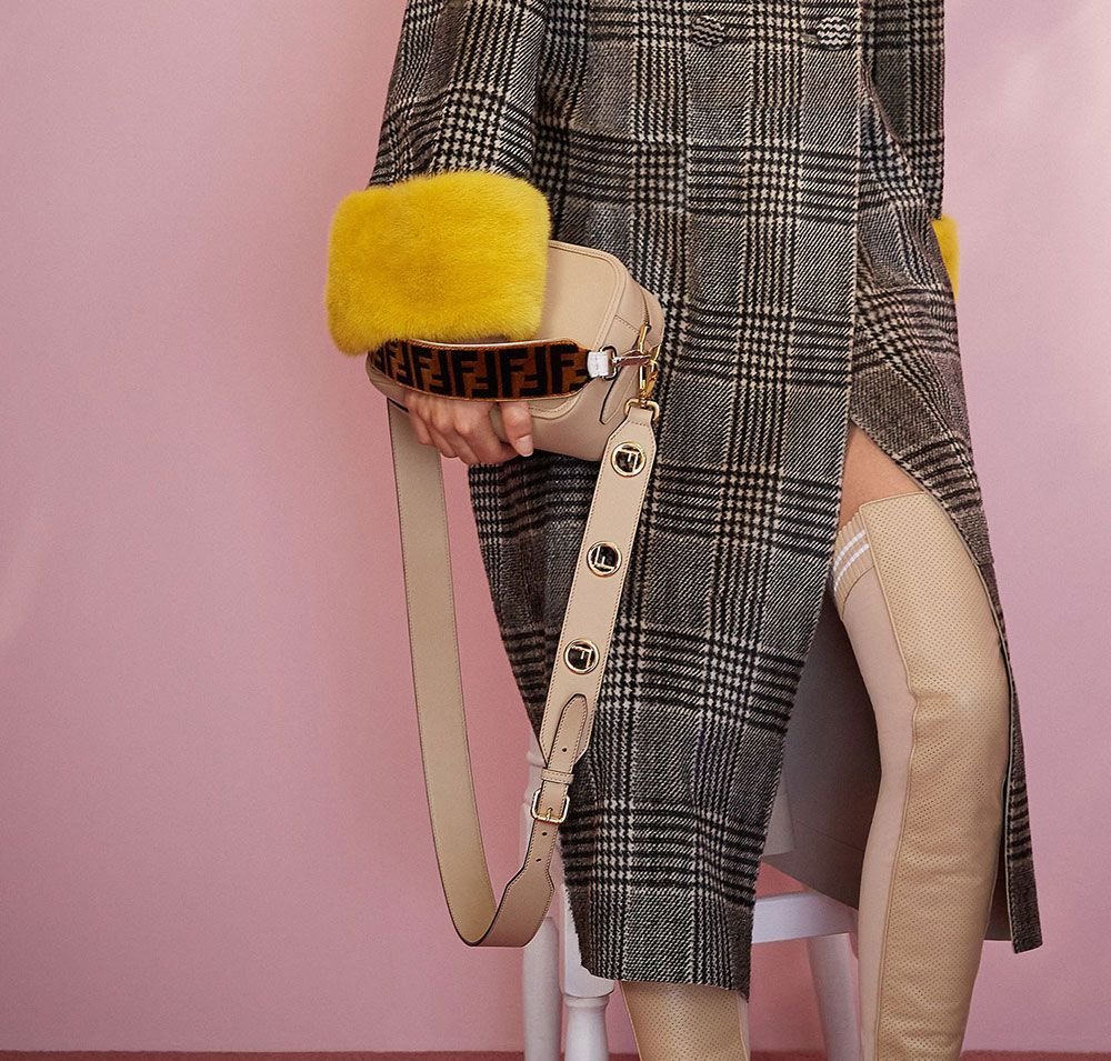 b4504f66a943 Fendi Sticks Mostly to Recent Favorites for Its Brand New Resort 2018 Bags  - PurseBlog