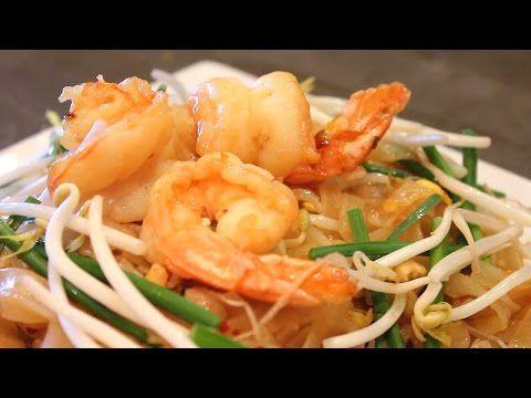 ▶ How to make Pad Thai - Hu Tieu Xao (Stir fry noodles) - YouTube
