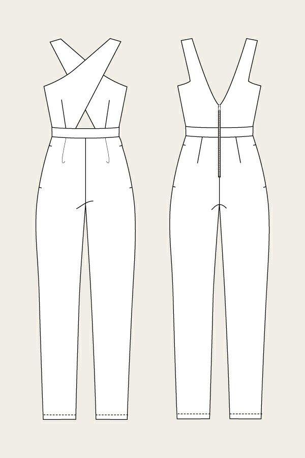 Named patterns | Dresses - Sewing inspiration | Pinterest | Costura ...