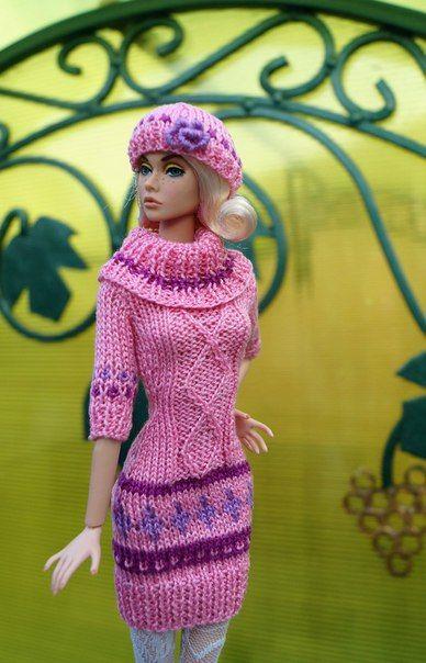Elizaveta Chemeris | Barbiekleider | Pinterest | Barbiekleidung ...