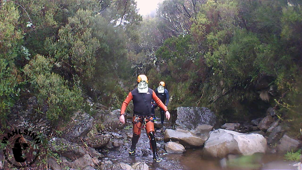 Canyoning - Pitsch Patsch