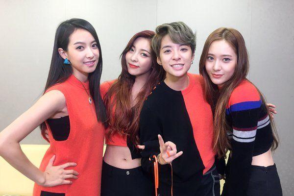 F X To Perform First 4walls Live Sulli Krystal Jung F X
