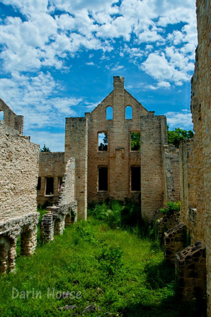These 15 Unbelievable Ruins In Missouri Will Transport You