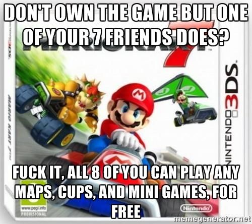 Never forget Good Guy Mario Kart 3DS For More Information... >>> http://bit.ly/29otcOB <<< ------- #gaming #games #gamer #videogames #videogame #anime #video #Funny #xbox #nintendo #TVGM #surprise #gamergirl #gamers #gamerguy #instagamer #girlgamer #bhombingamerica #pcgamer #gamerlife #gamergirls #xboxgamer #girlgamer #gtav