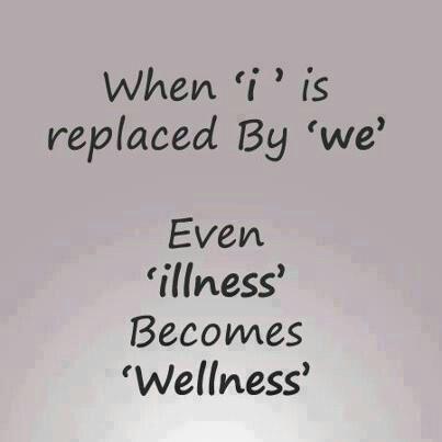 Wellness <3