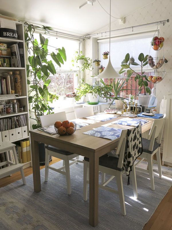 GUBI semi lamp copy and Bolia Skagen table  Kitchens  Table Dining chairs und Home Decor