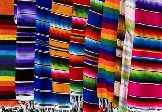 Tilma, gabán, jorongo, cobija o Sarape | mexican blankets ...