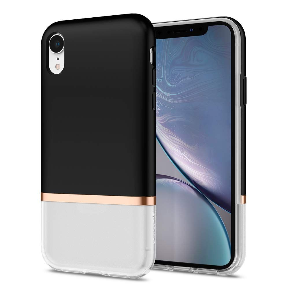 Coque Iphone Xr 2019 Noir Et Blanc Coques Etuis Protection
