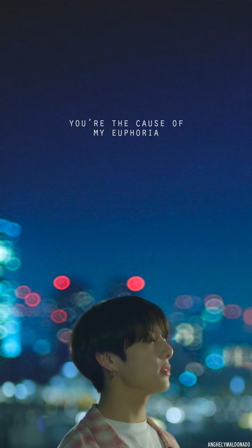 Jungkook Wallpaper Euphoria Lyrics Bangtaneu Pinterest Bts