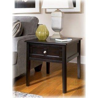 Ashley Furniture Signature Design Henning Rectangular End Table At Big  Sandy Superstore