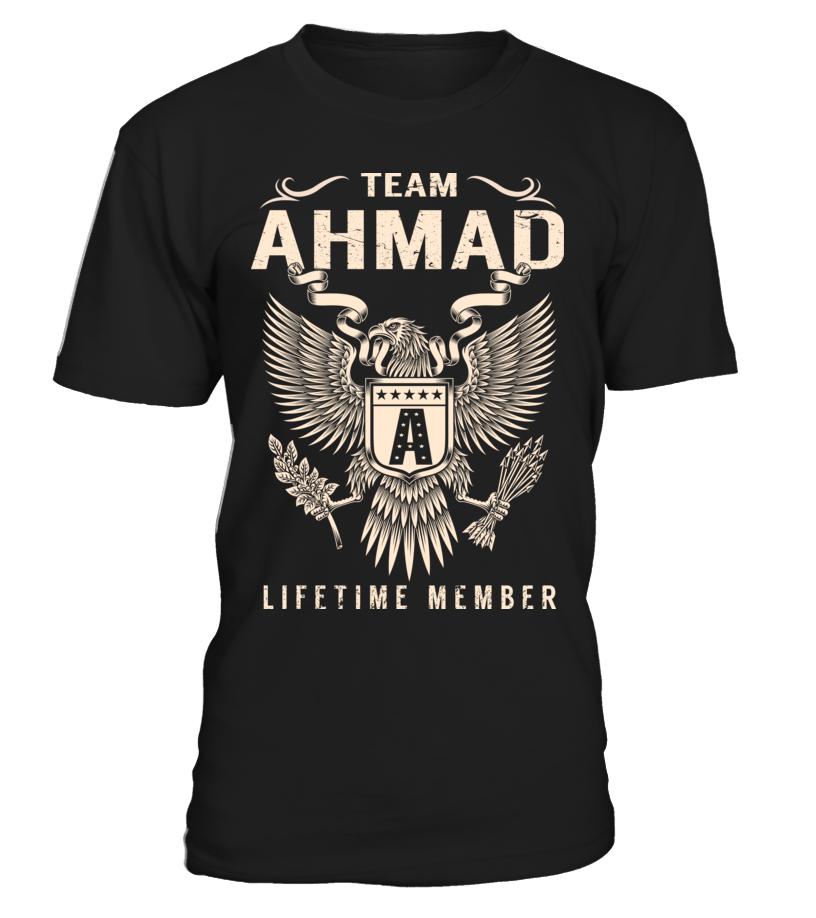 Team AHMAD - Lifetime Member