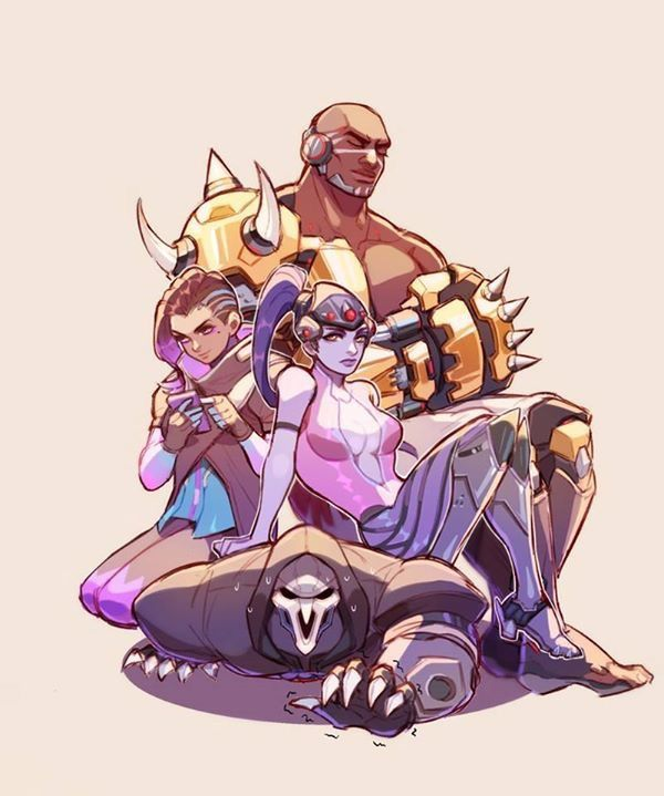 Pin By Fiddlestixxx On Overwatch Boos Pinterest Overwatch