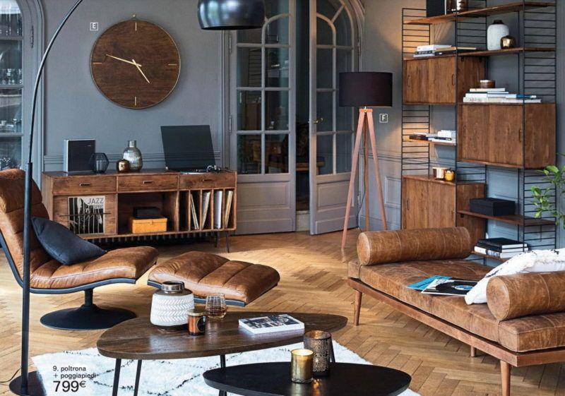 Personaliza tu interior con un rico catálogo de todos tus productos favoritos. Maisons Du Monde Catalogo 2020 Stile Industriale Arredamento Stile Industriale Idee Per Decorare La Casa