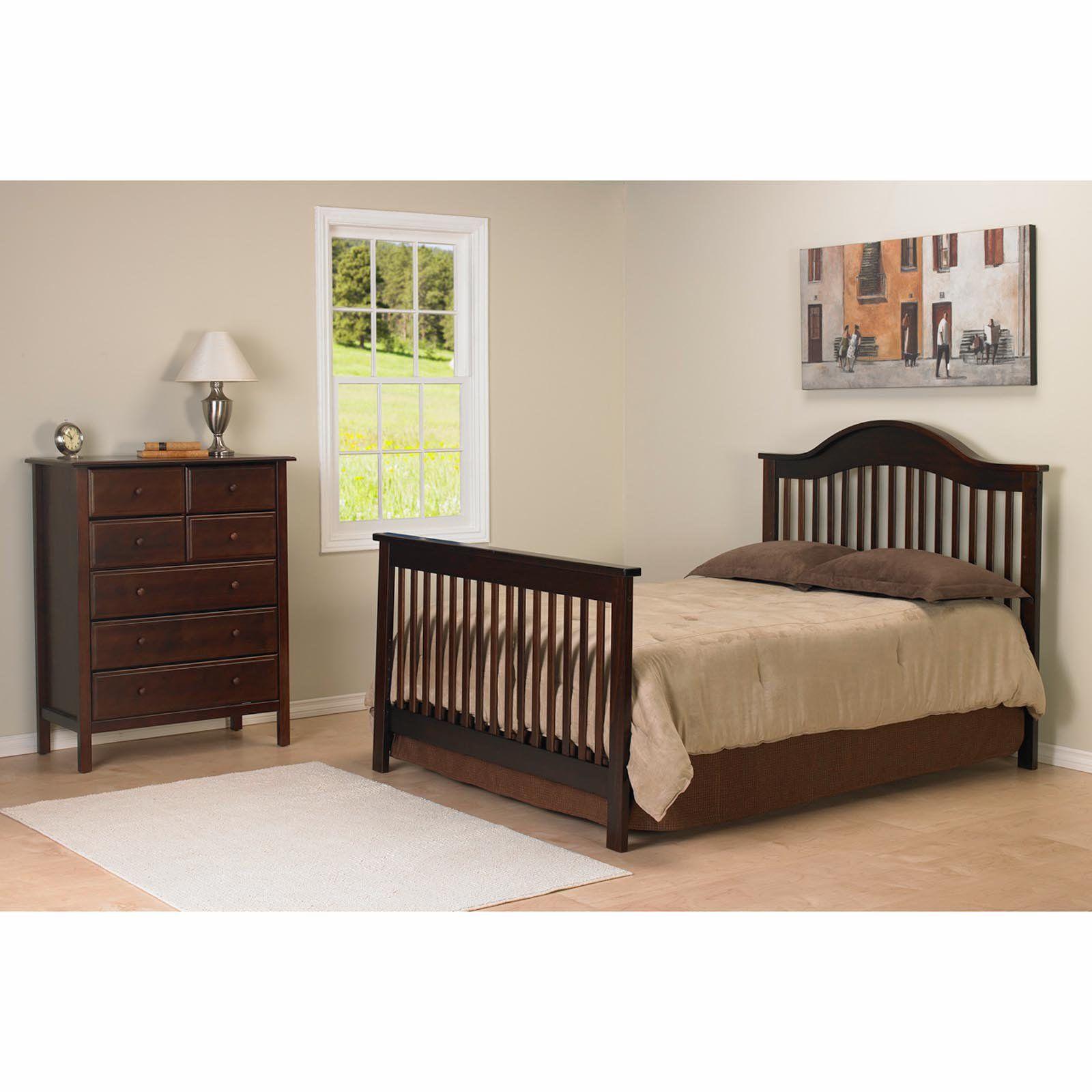 Million Dollar Baby Conversion Rails M5789E Cribs