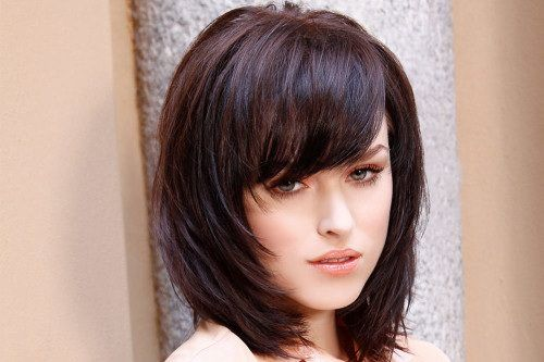 How To Maintain Your Wedding Hairstyle: Keep It Long Choppy Bob Hairstyles