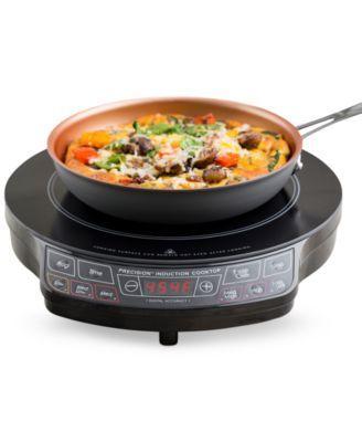 Nuwave 30153 Precision Induction Cooktop Electrics Kitchen Macy S Induction Cooktop Cooktop Nuwave