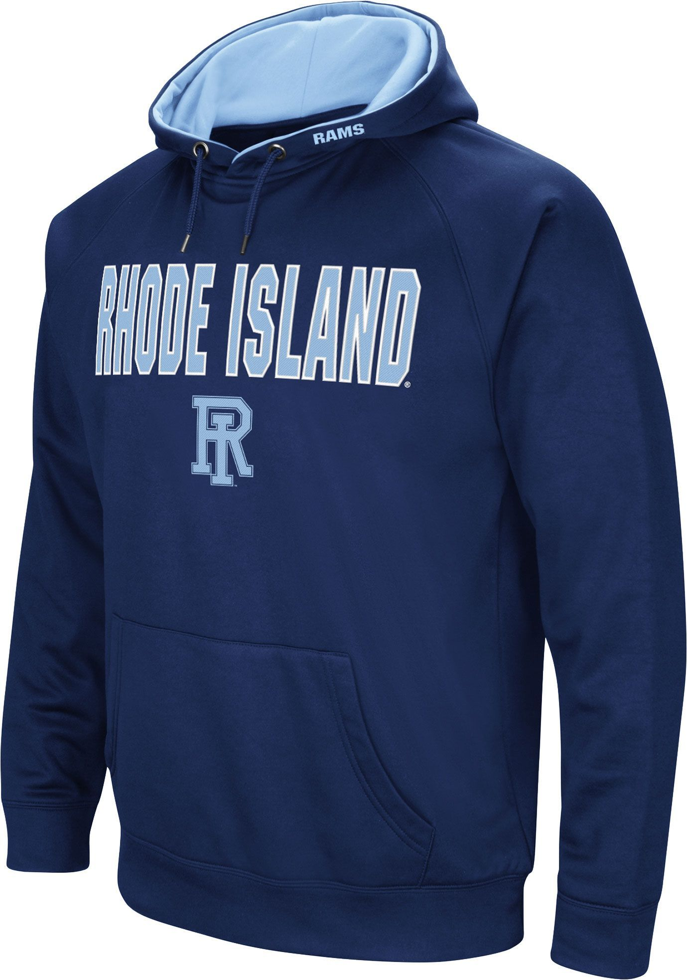 Colosseum Youth Georgetown Hoyas Quarter Zip Pull-Over Hoodie