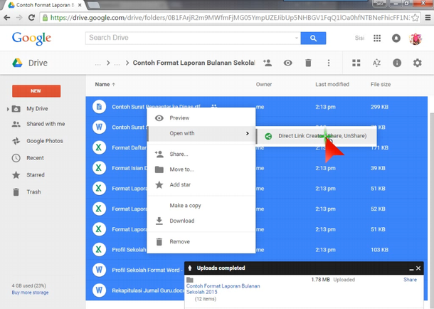 Google Drive Open With Direct Link Creator Google Drive Driving Education