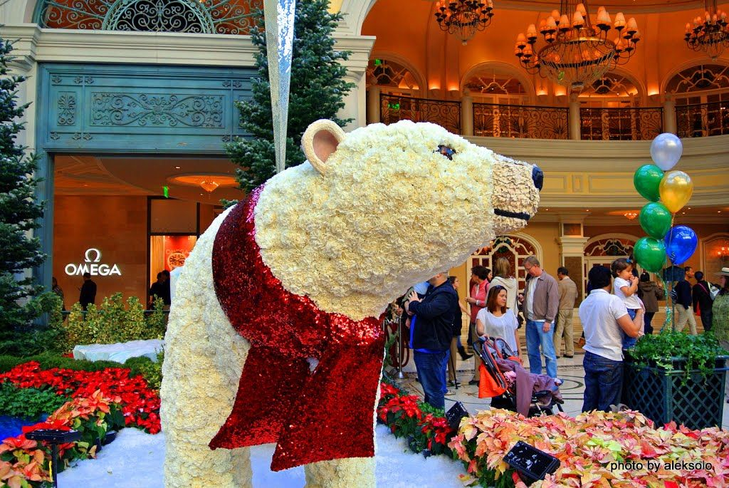 Christmas Decorations Las Vegas 4 Chirstmis Pinterest