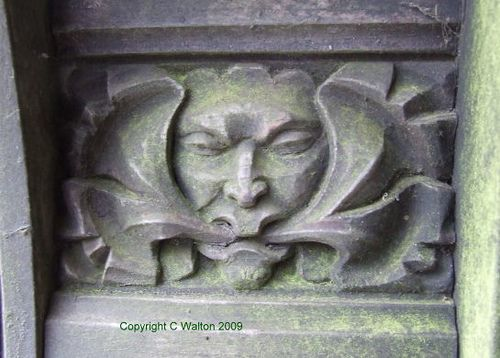 Wiltshire/Stanton St Quintin/St Giles Church/GM 1 of 2 by The Company of the Green Man, via Flickr