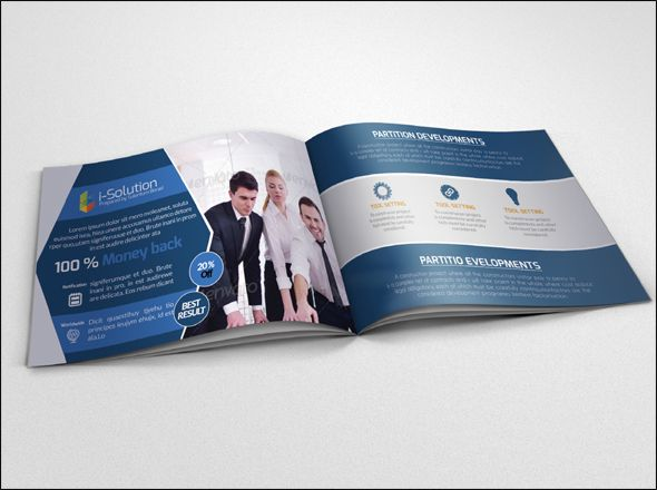 Free  Premium Corporate Brochure Design Templates  Corporate