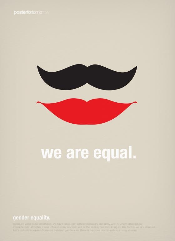 gender equality posters - Google Search | -- equality ...