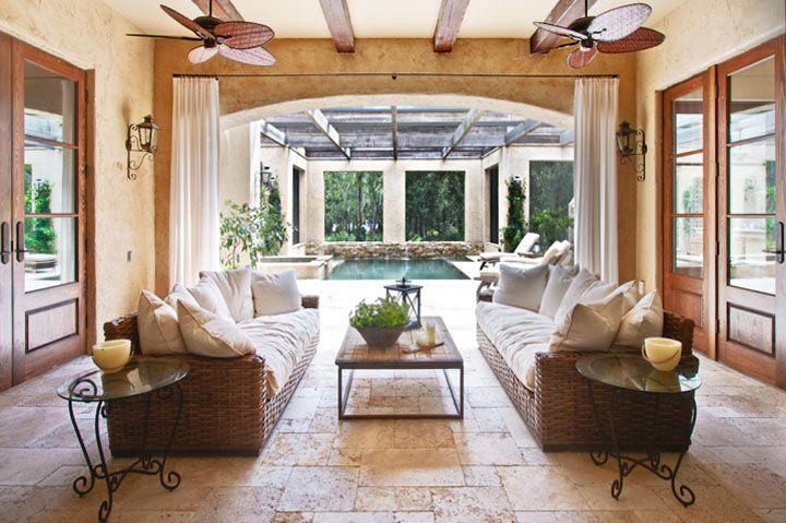 Custom Pool Enclosures Google Search Pool Screen Enclosure Home Tropical Home Decor