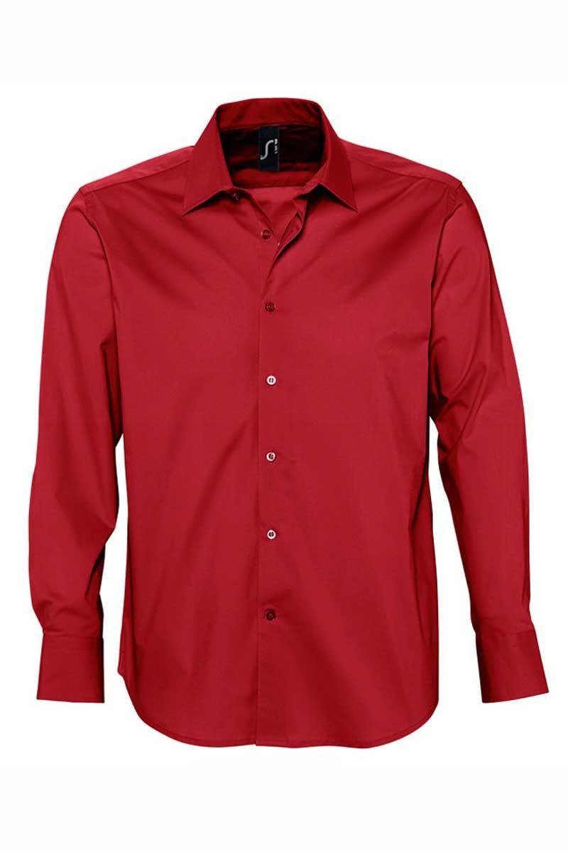 235a70ed82 Camisas Hombre · Botones · Buscando · Encaje · La camisa de manga larga  color negro o rojo rubí que estás viendo