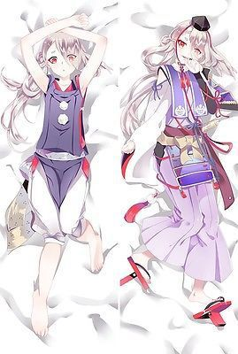 Japan Anime Hugging Body Pillow Case qf
