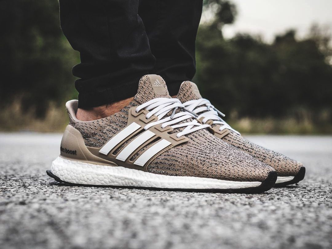 b1ab839a3583e Adidas Ultra Boost 3.0 - Trace Khaki custom - 2017 (by shoebertt ...