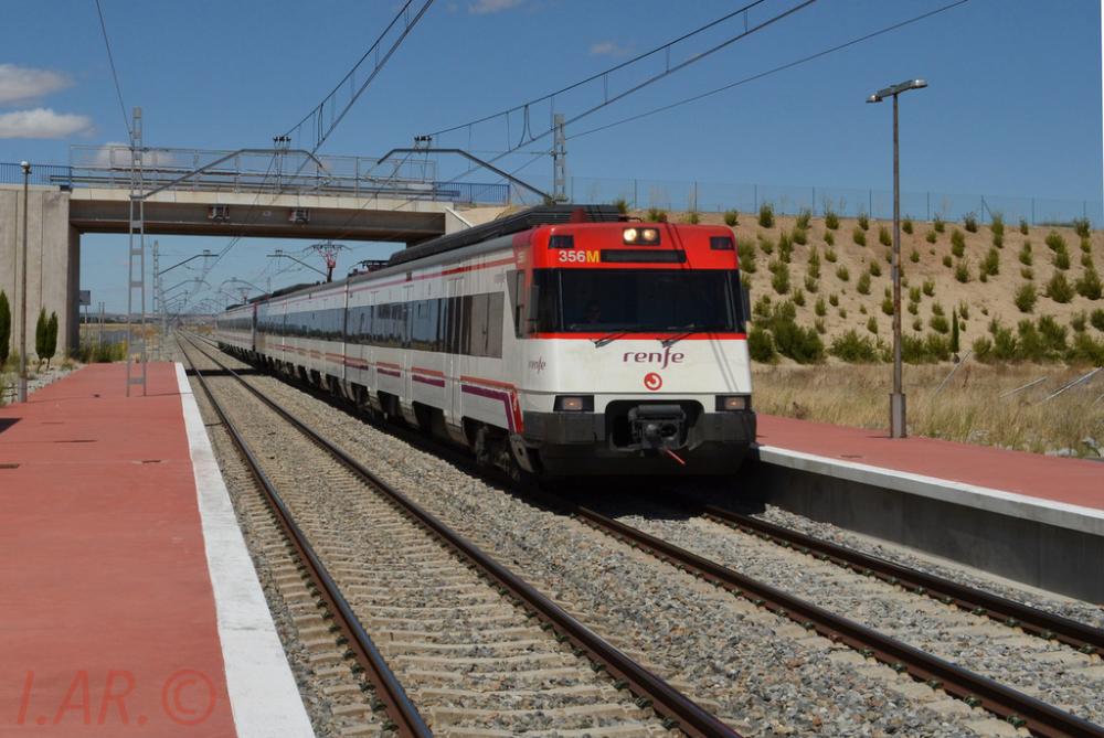 Renfe 447 178 Gomeznarro Trainspo Estados Unidos Electrica