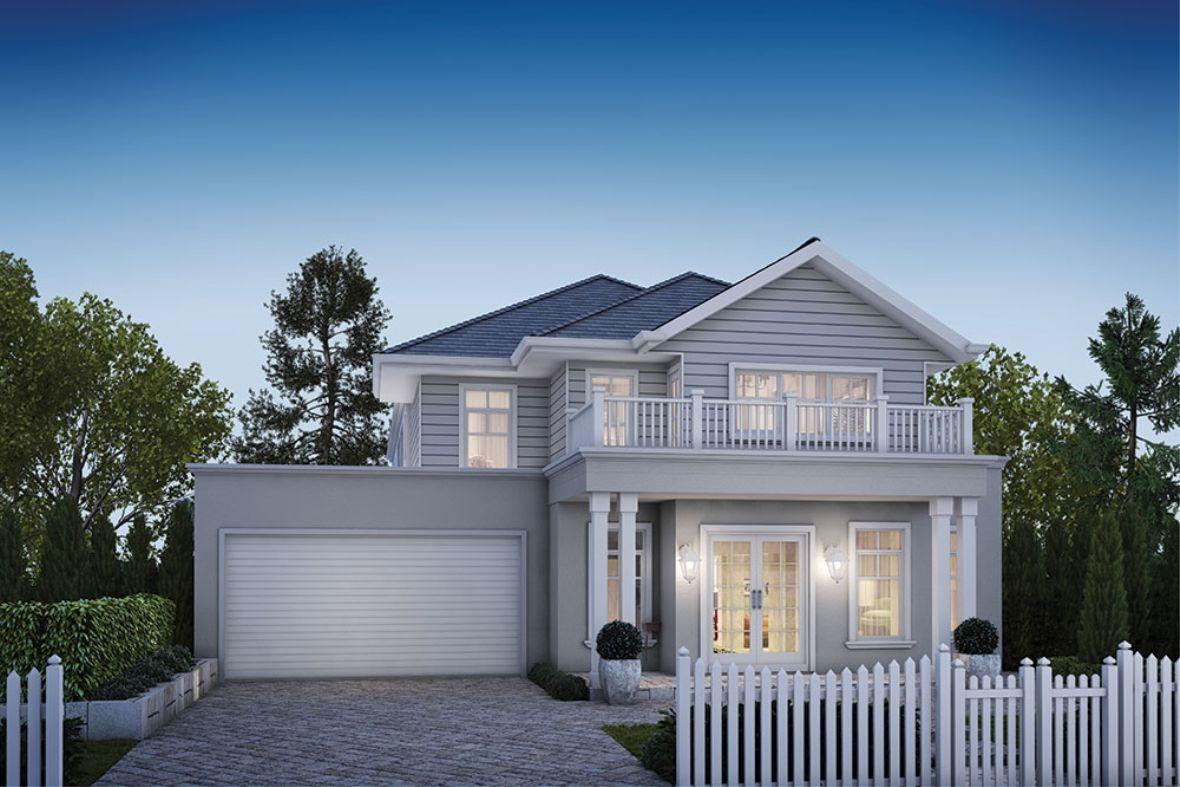 Porter Davis Homes - House Design: Plaza Grange   New house Hampton ...