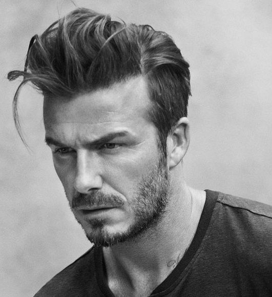 David Beckham Sac Modelleri Erkek Sac Kesimleri David Beckham