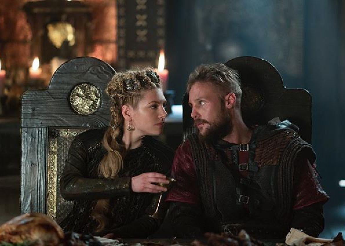 Lagertha Ubbe Lagertha Ragnar Lothbrok Vikings Vikings Season