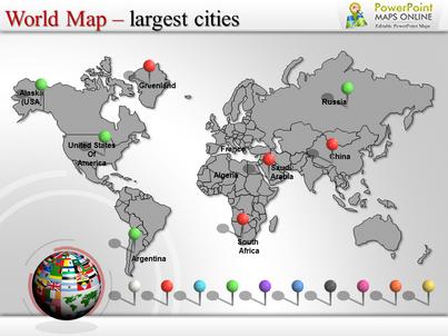 World map ppt order nowhttppowerpointmapsonline world map ppt order nowhttp gumiabroncs Choice Image