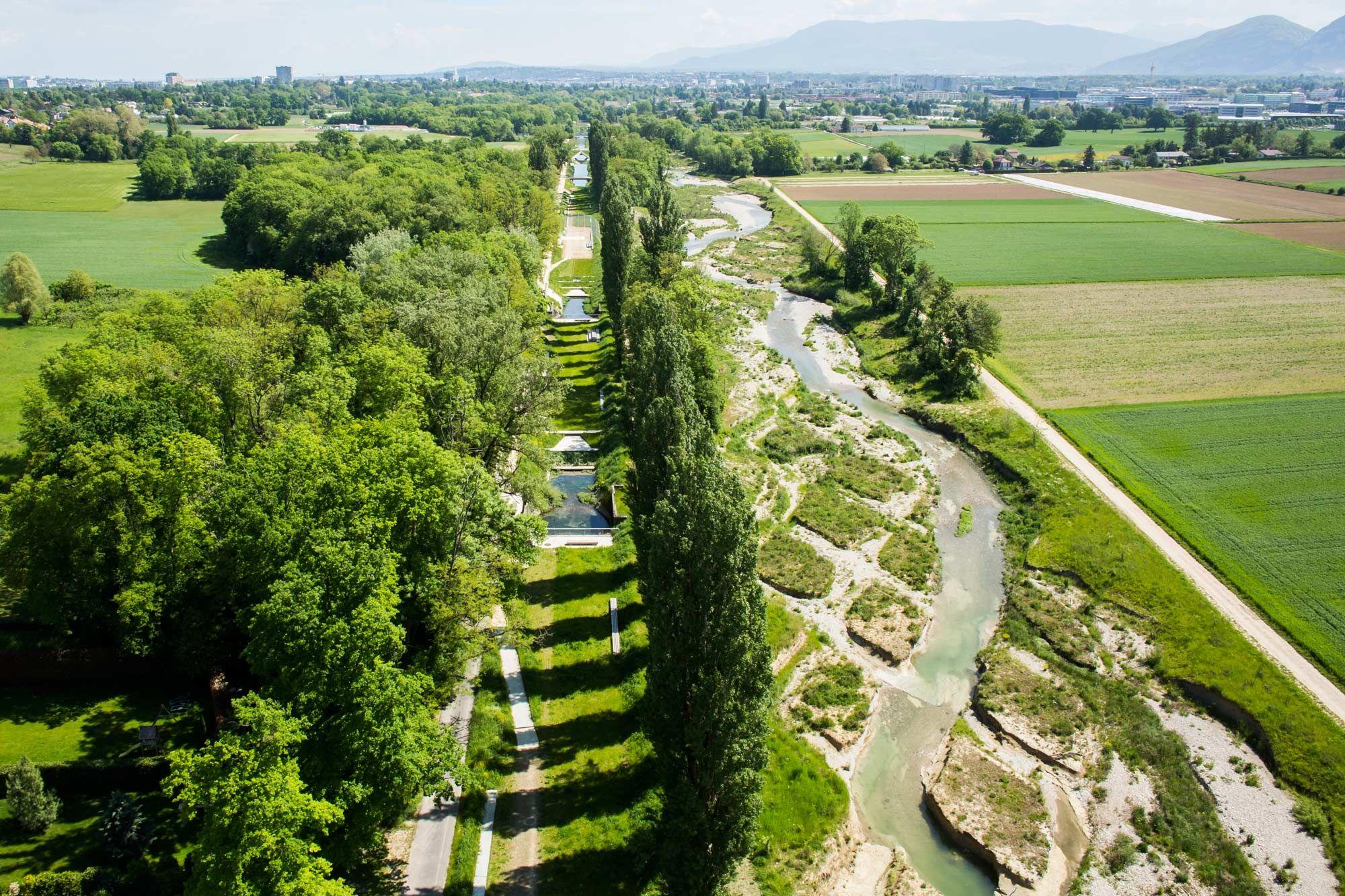 02 Naturalization River Channel Landscape Architecture Fabio Chironi Landscape Architectur Contemporary Landscape Design Landscape Design Landscape Architect
