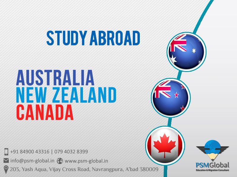 Study Abroad Australia New Zealand Canada World Opportunities Worldopportunities Studyabroad Study Psmgob Study Abroad Australia Study Abroad Ielts