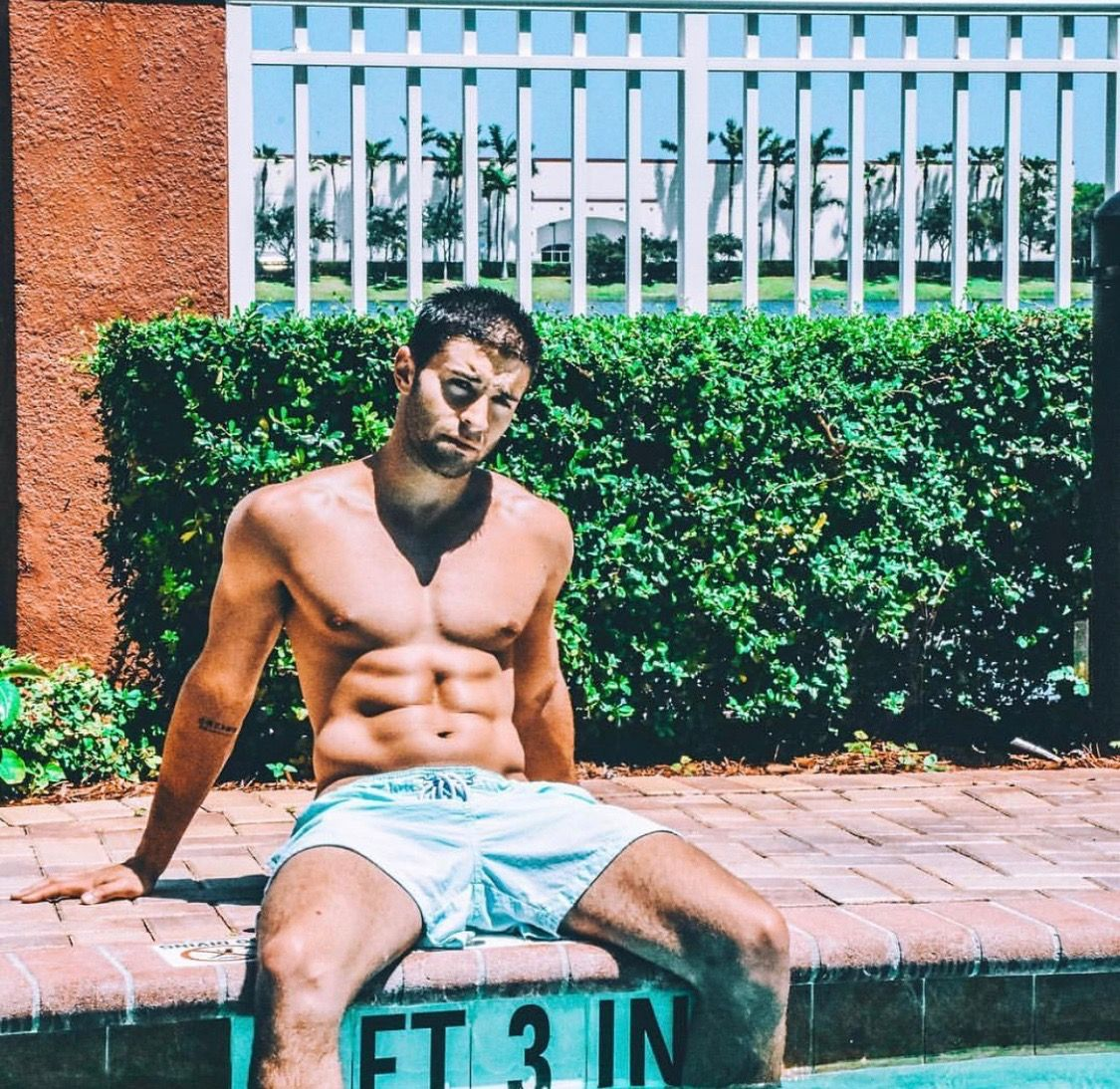 Pin by Brianna Beck on Baes   Jake miller, Shirtless, Cute