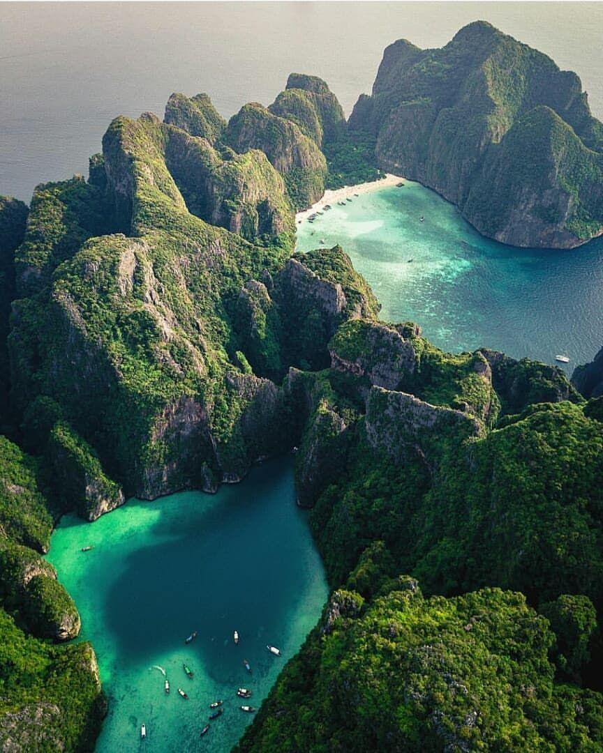 Phi Phi Island: Pin Von Katie Fennimore Auf LOVE It In 2019