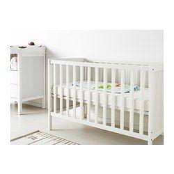 Sundvik Crib White 27 1 2x52 Besik Ikea Fikirleri Karyola