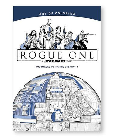 Look what I found on #zulily! Art of Coloring Star Wars: Rogue One #zulilyfinds