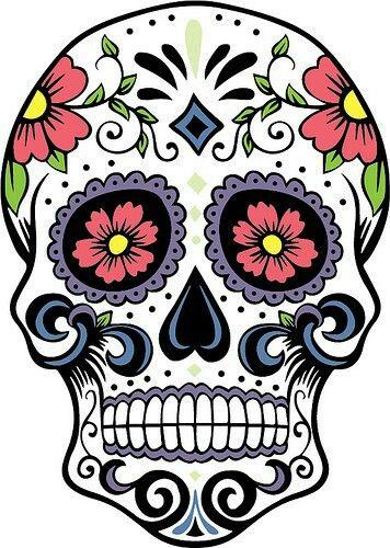 Sugar Skull Sugar Skull Art Sugar Skull Tattoos Skull Art